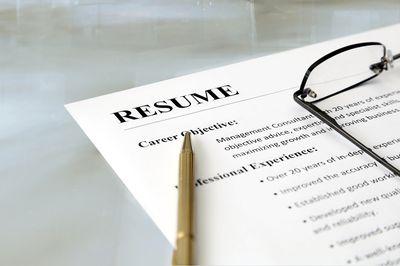 functional resume tips