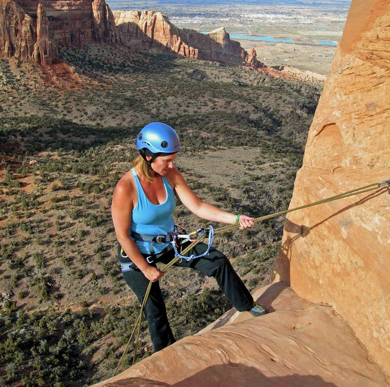 Essential Rappelling Equipment For Rock Climbing