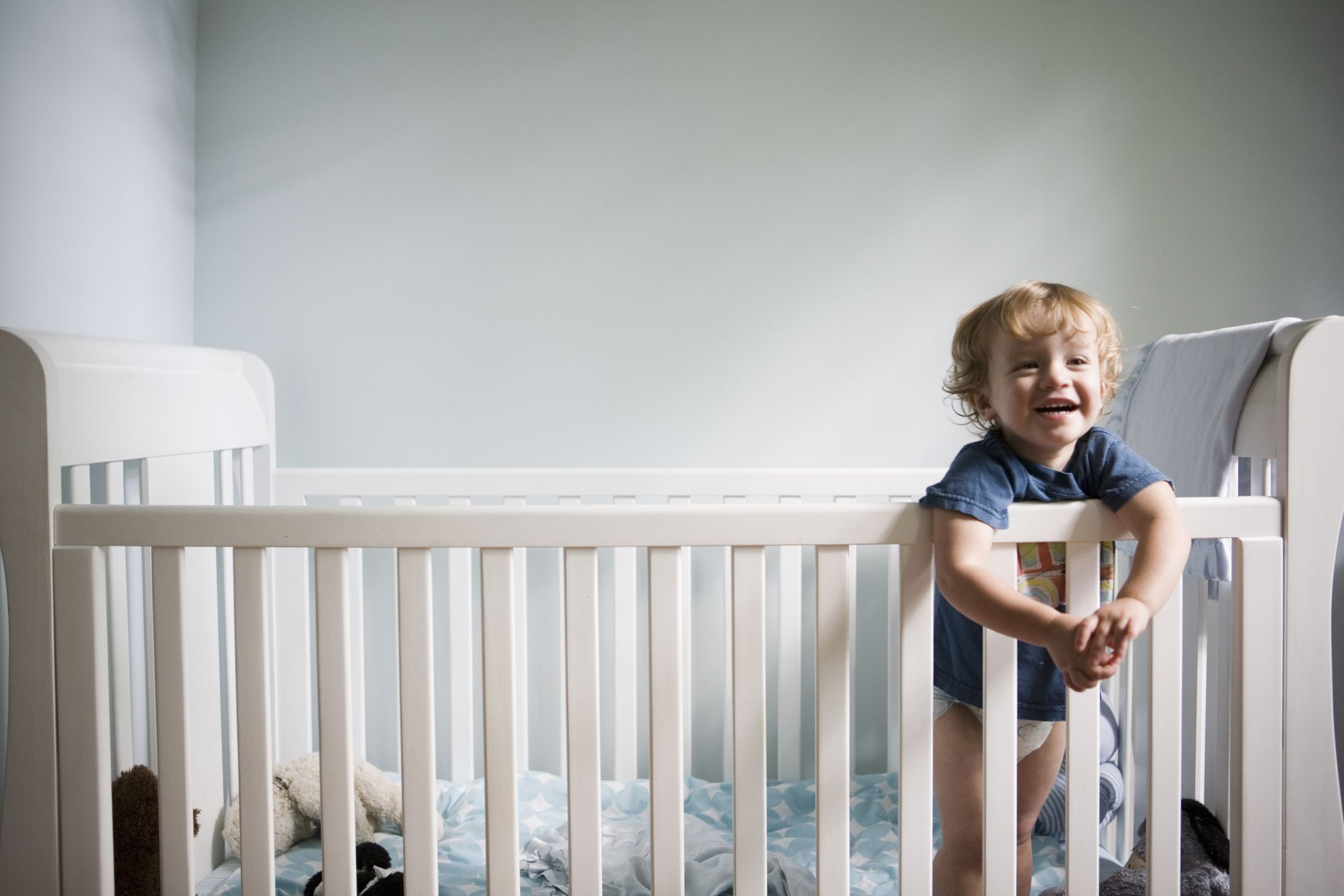 What to Do When Your Toddler Climbs out of the Crib
