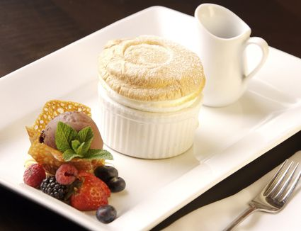 French White Chocolate Souffle Recipe