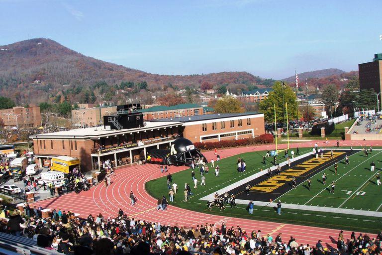 Appalachian State University Stadium