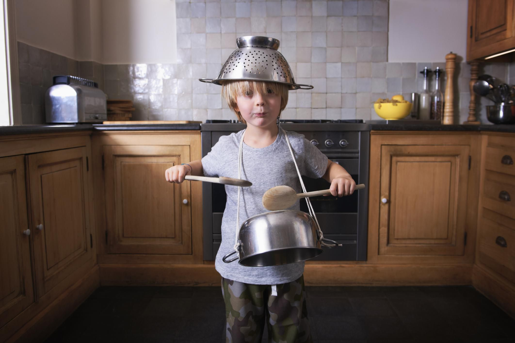Teach Your Kids These Kitchen Safety Tips