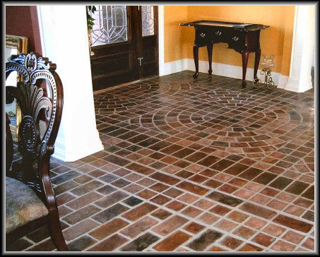 Calculating the cost of brick flooring paver materials for Brick flooring prices