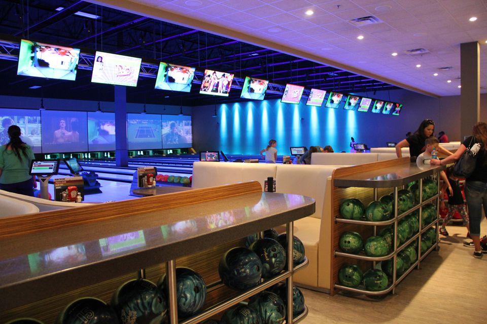 Bowling in Tempe, AZ