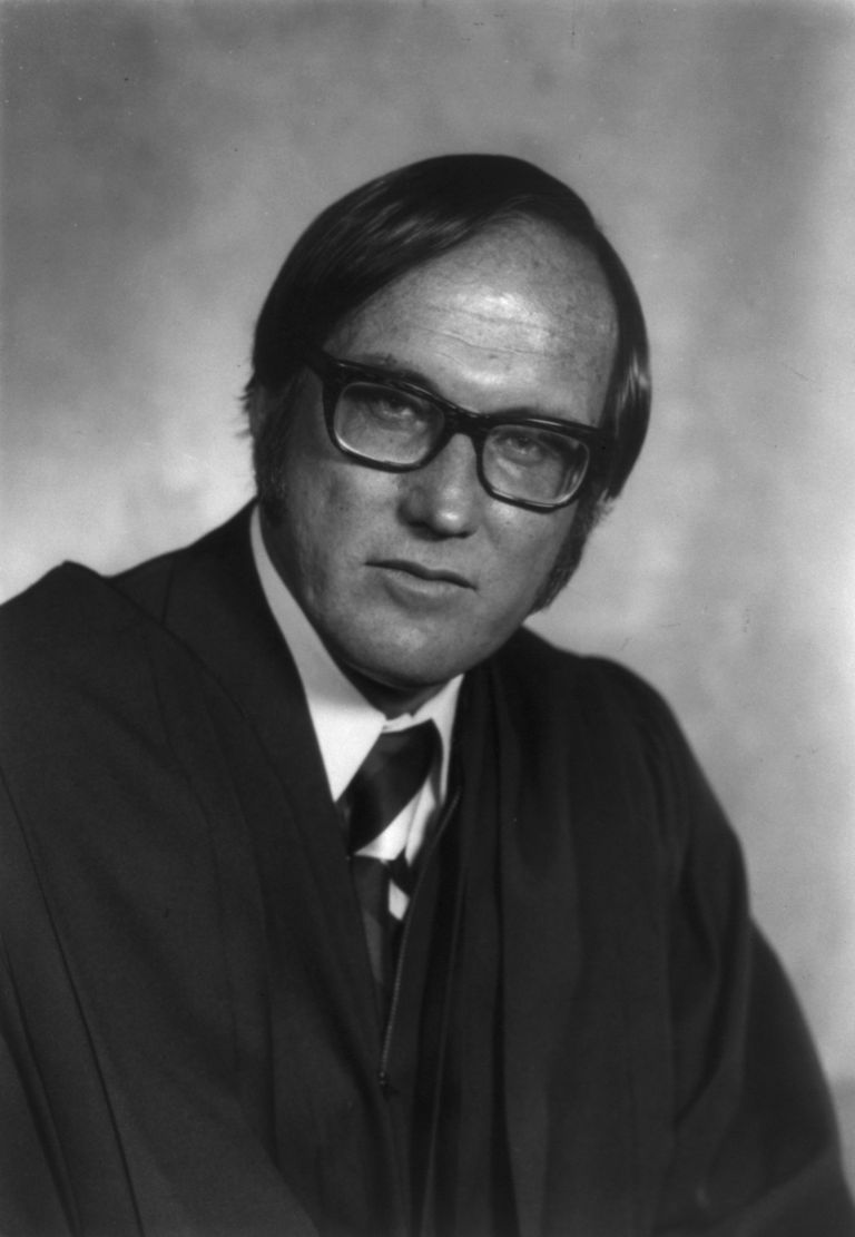William Rehnquist, Supreme Court Chief Justice