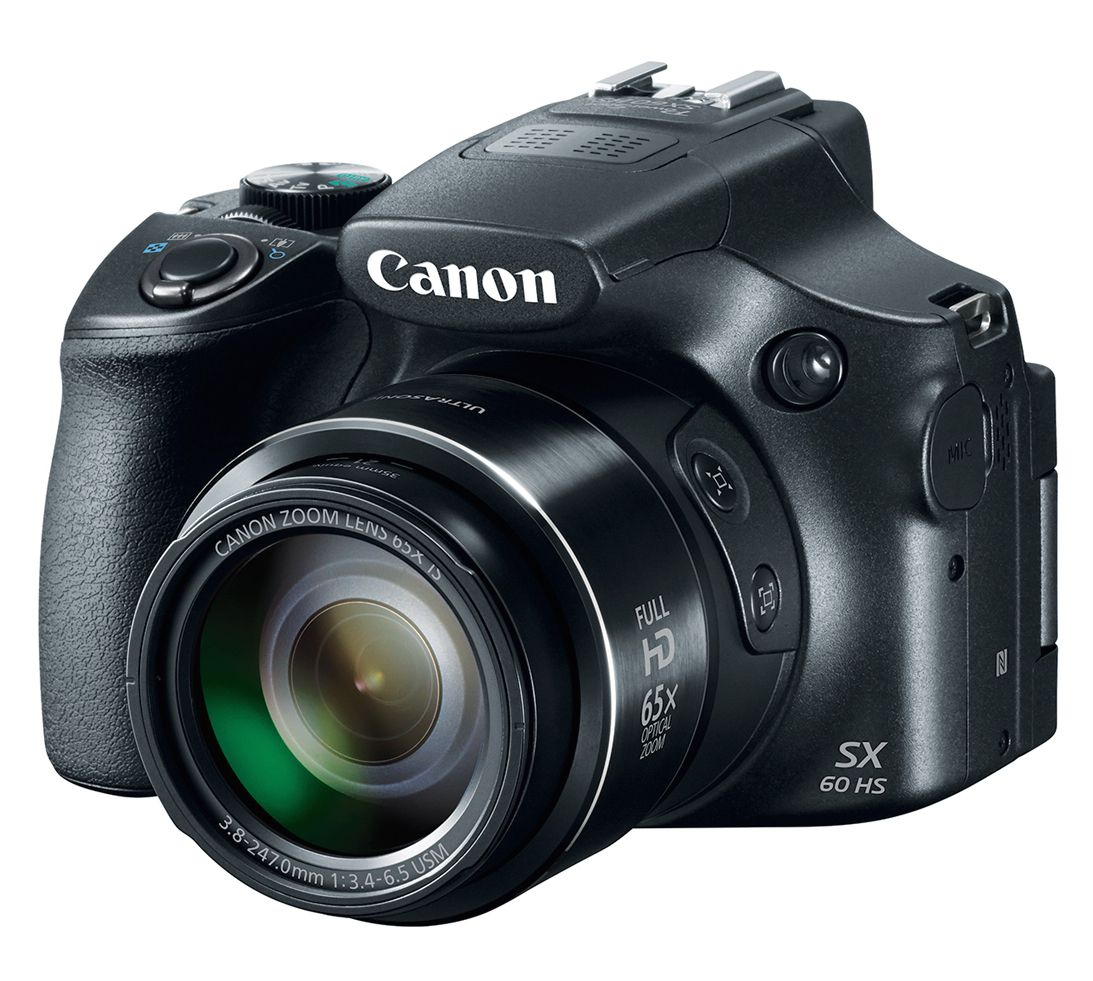 dslr and point and shoot cameras the differences the canon sx60 hs is a fixed lens camera a large zoom lens