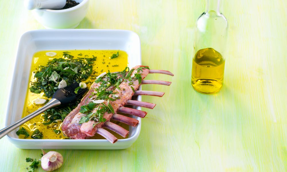 Nutrition articles advice and recipes rack of lamb in oil forumfinder Image collections