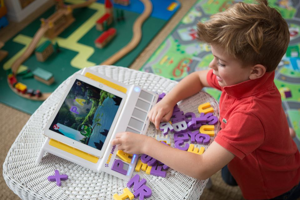 Square Panda iPad Phonics Program for Kids