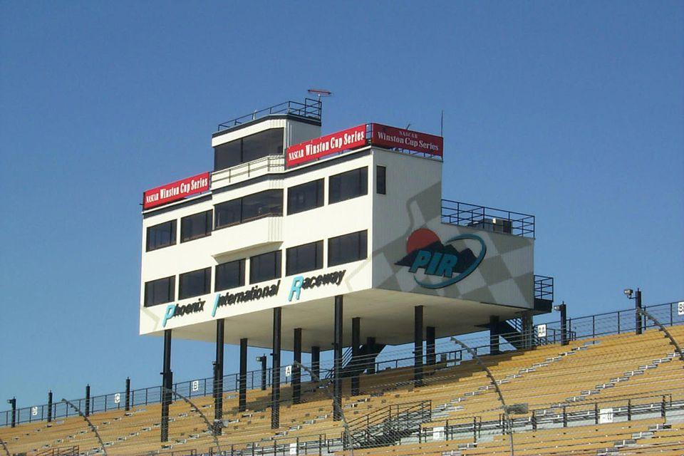 Phoenix International Raceway in Avondale, AZ