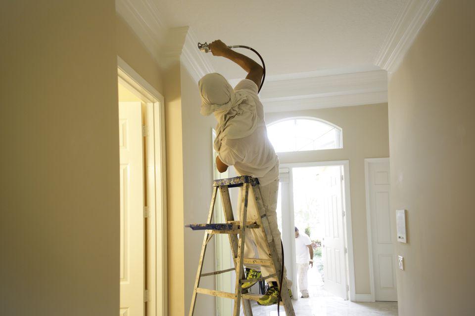 5 Methods For Repairing Orange Peel Texture On Walls