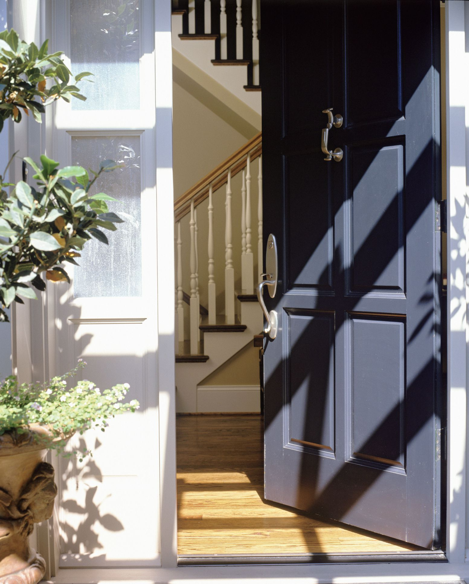 improving the bad feng shui direction of the front door