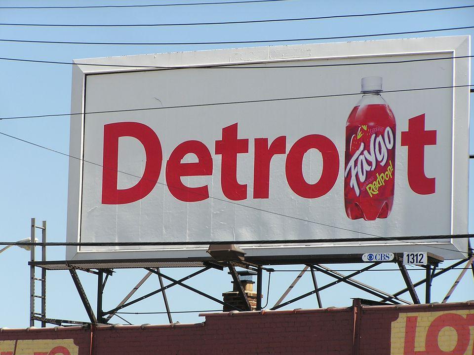 Faygo Billboard