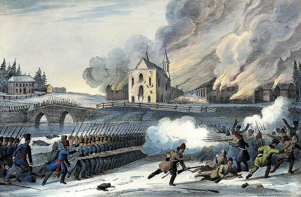 Quebec Patriots Day or Journée des Patriotes.