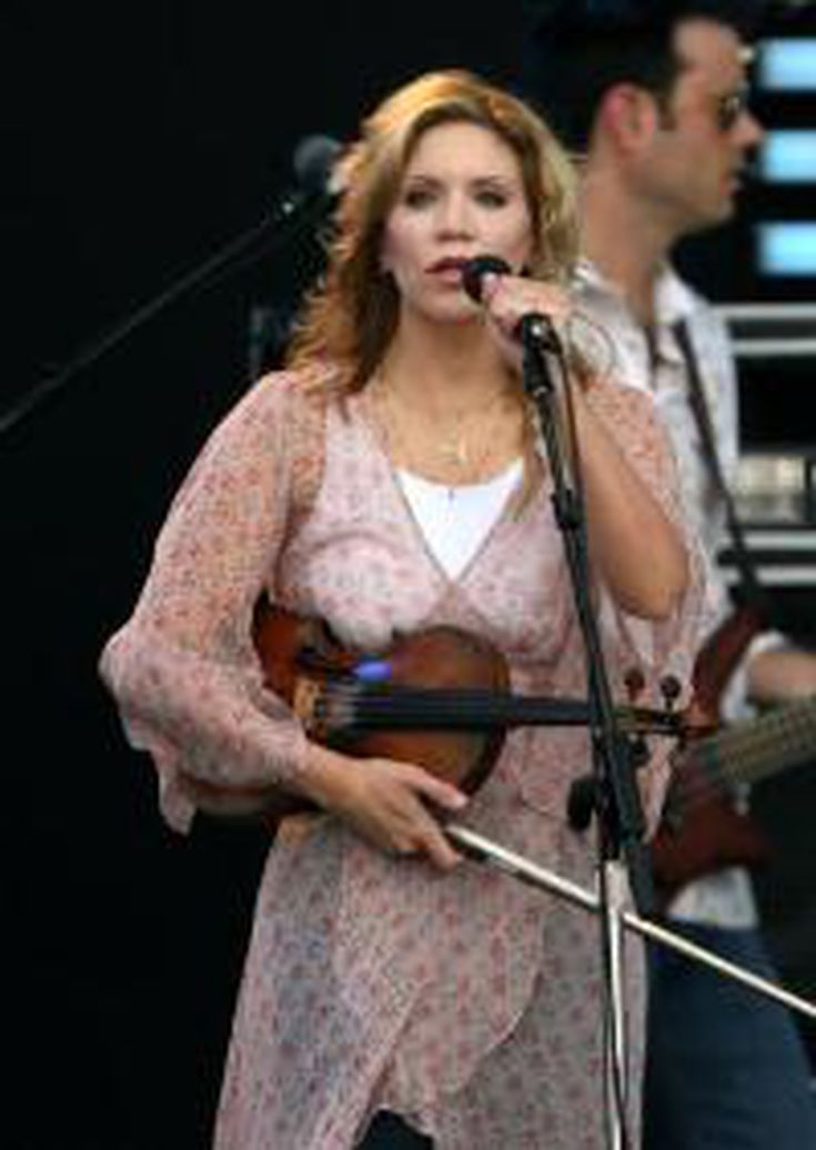 Lyric alison krauss living prayer lyrics : The Essential Songs of Alison Krauss