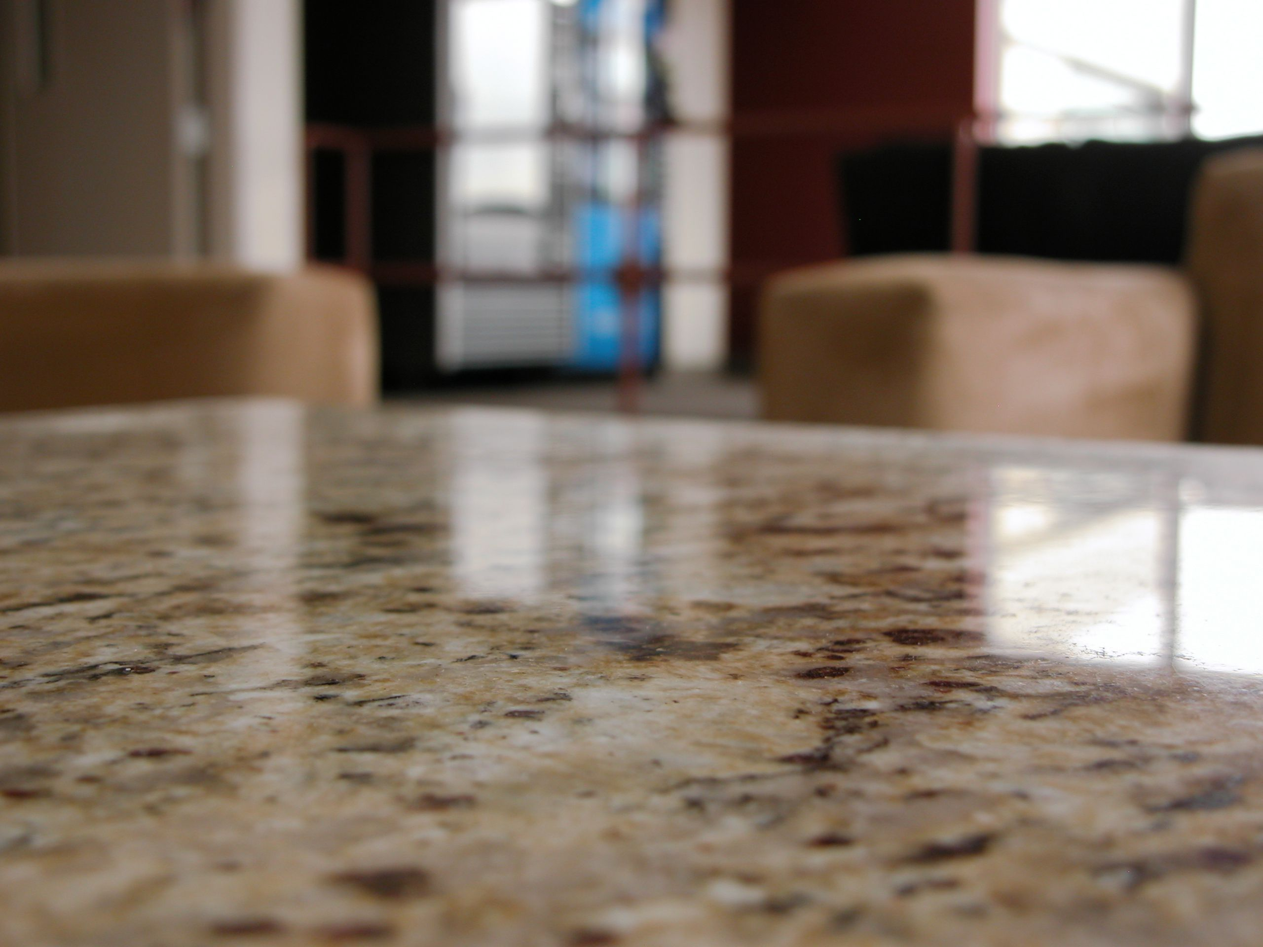 Easy ways to clean granite countertops for Best way to clean slabs