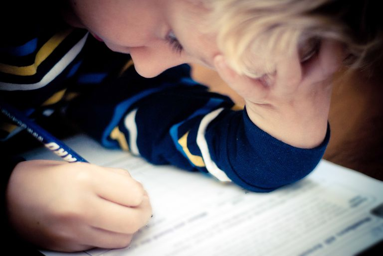 signs of trouble learning in 1st grade