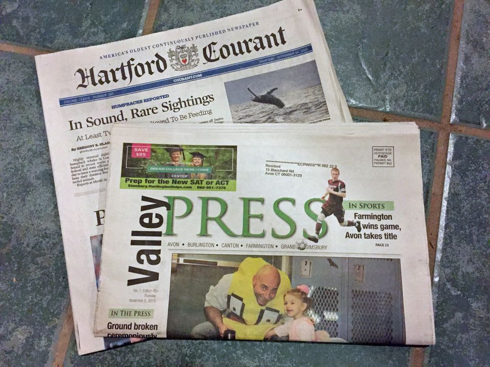 CT Newspapers