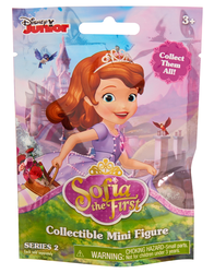 Sofia the First Blind Bag Toys