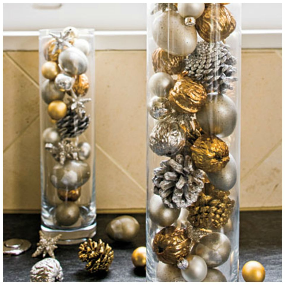 5 Decorating Ideas To Take From Next: How To Decorate With Ornaments