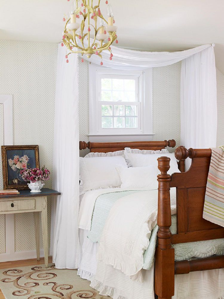 cottage style bedrooms. Romantic Cottage  bedroom How to Decorate in Style