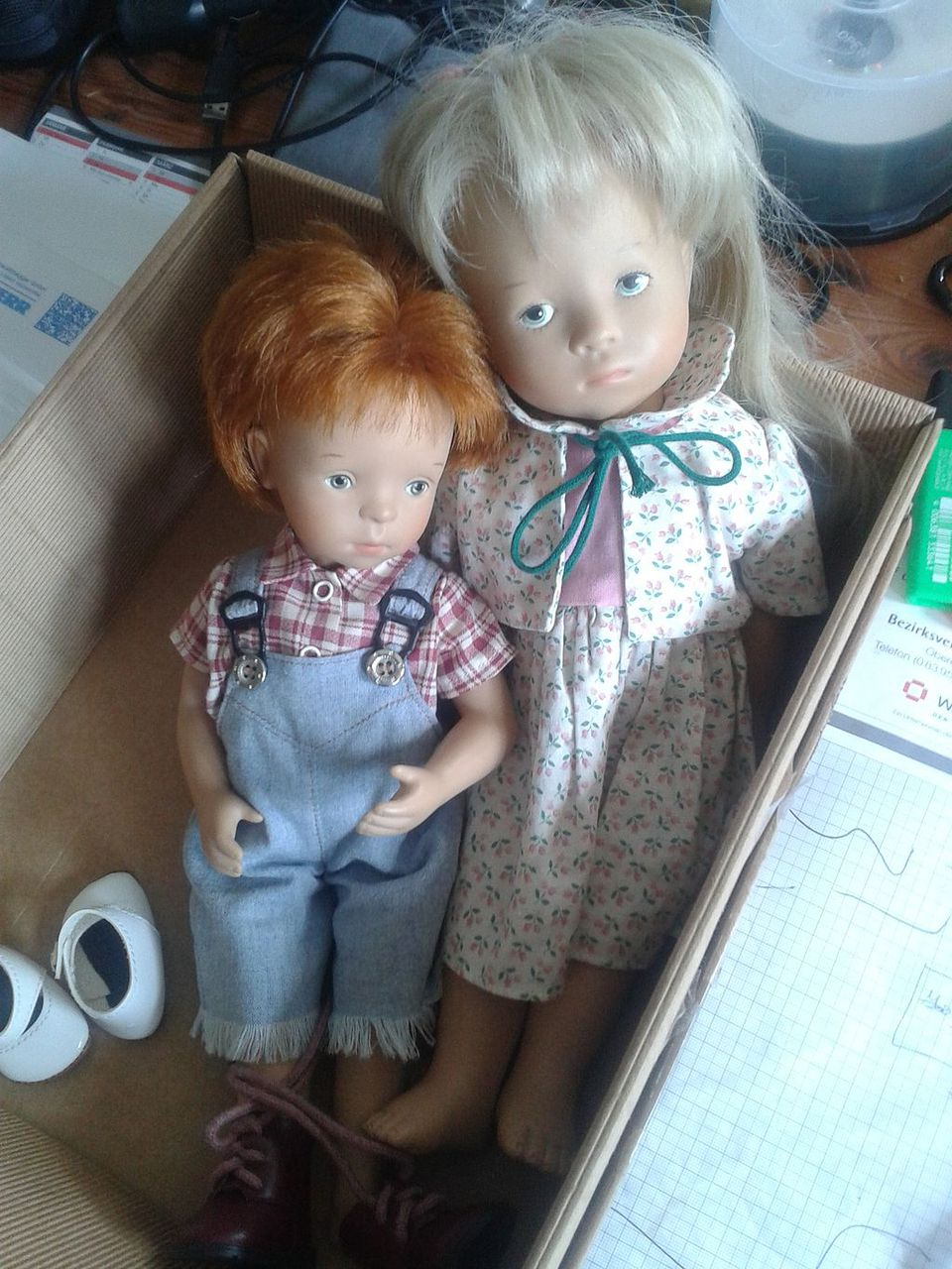Sylvia Natterer Gotz dolls