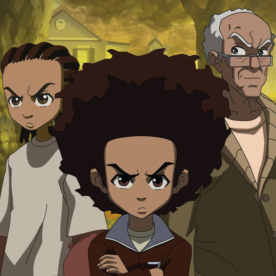 'The Boondocks' Characters
