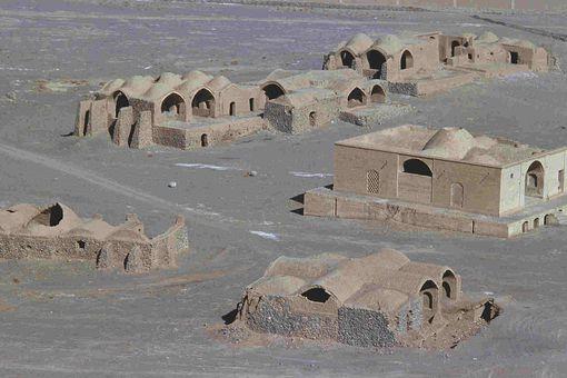 Zoroastrian Ruins / Tower of Silence