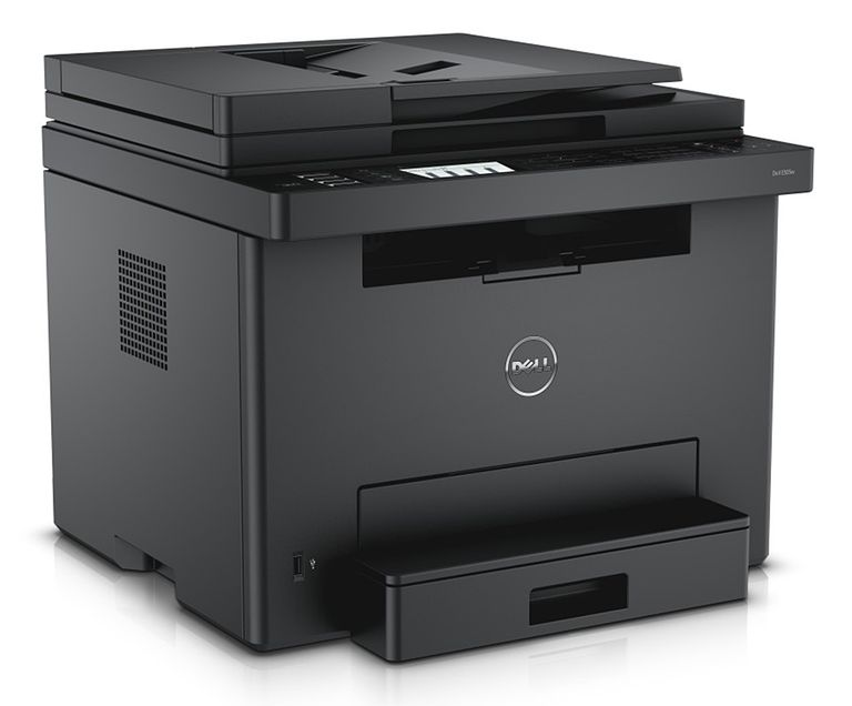 Dell's entry-level E525w multifunction laser printer.