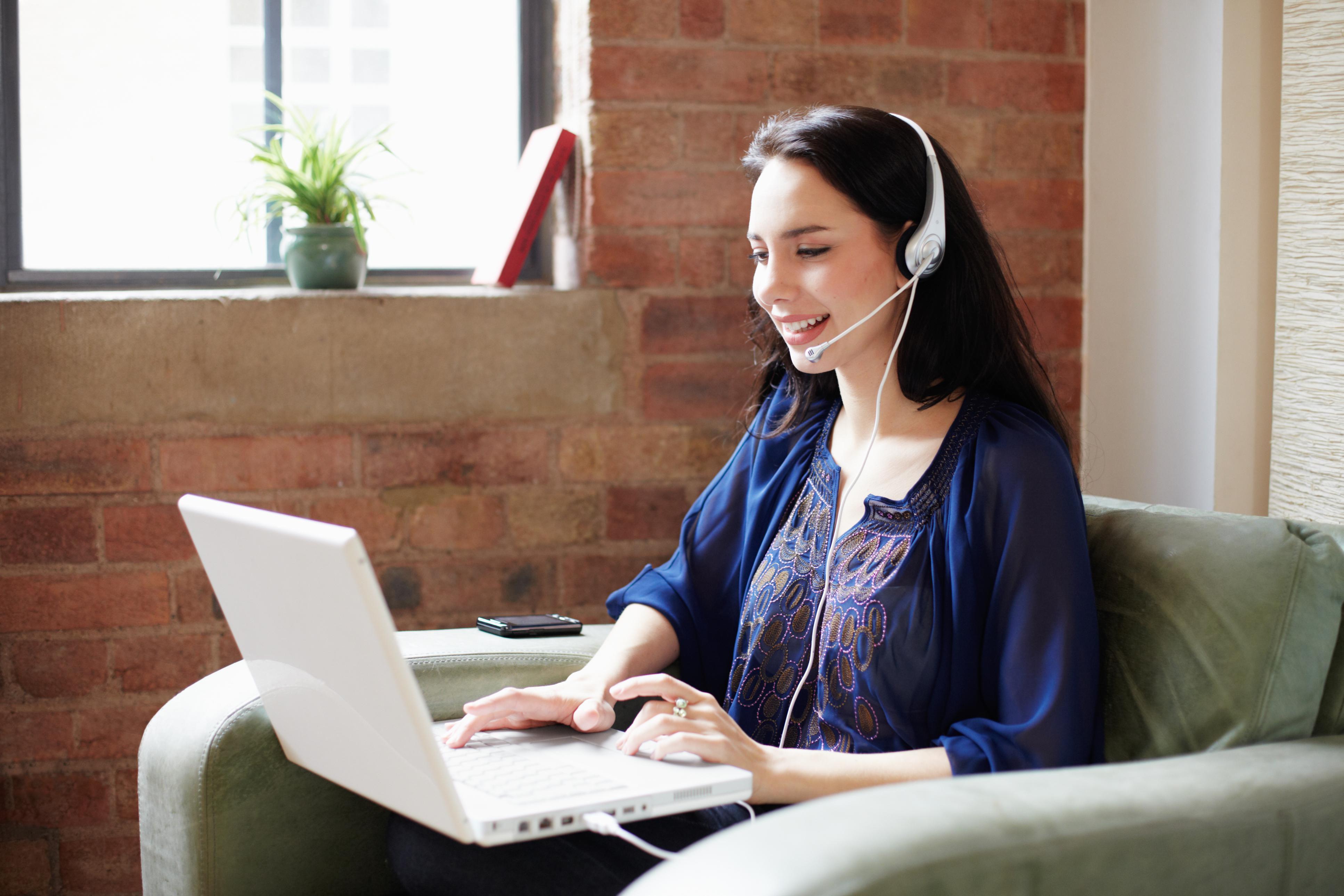home call center company  bsg voicelog