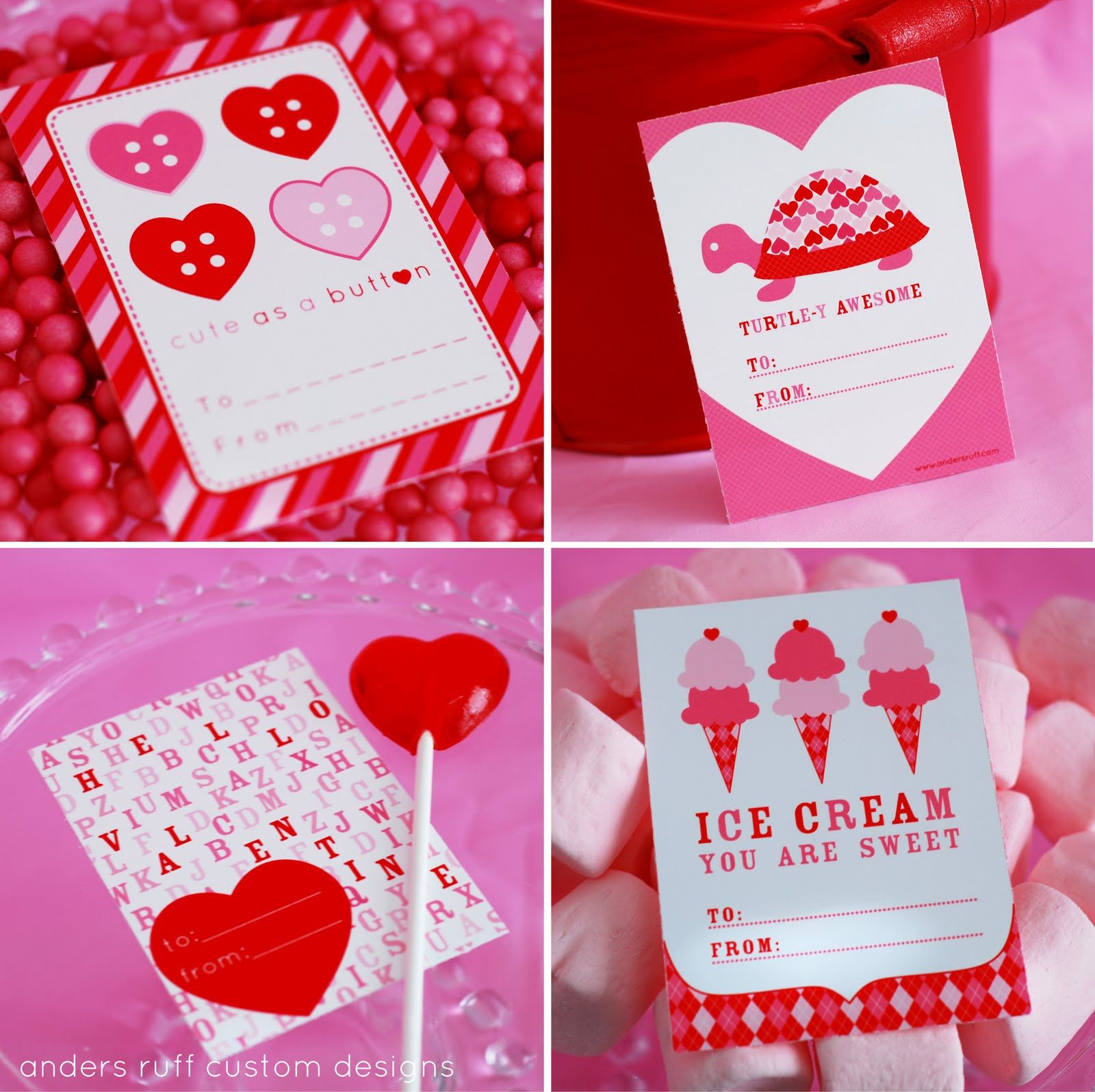 41 Free Printable Valentines for Valentines Day