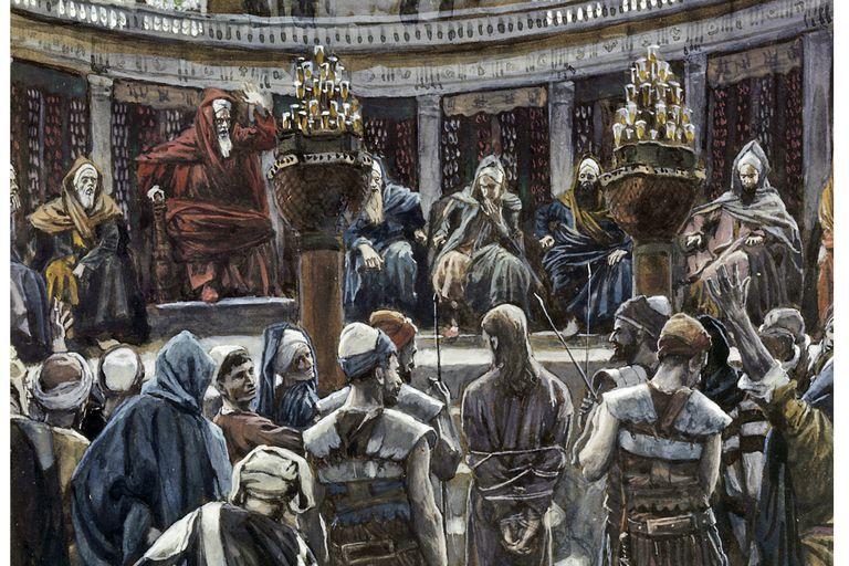 Sanhedrin Definition