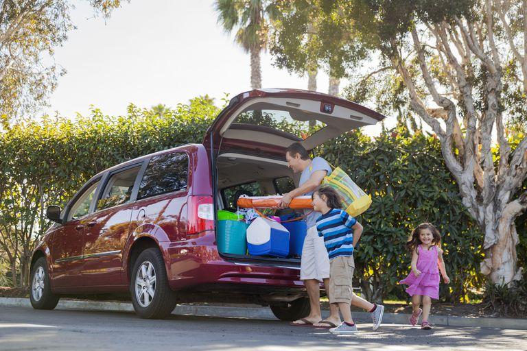 gluten-free car travel