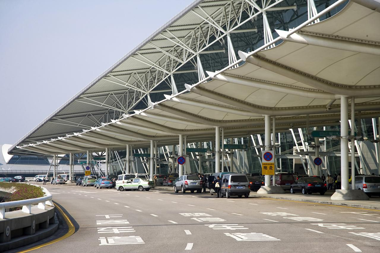 Facilities And Transport At Guangzhou Airport