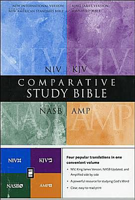 a comparative bible study The comparative study bible by zondervan publishing (creator) starting at $1390 the comparative study bible has 1 available editions to buy at alibris.