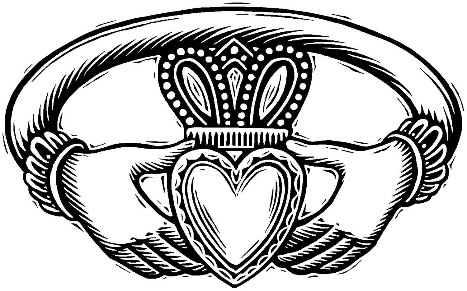 What is the meaning of the irish claddagh biocorpaavc Gallery