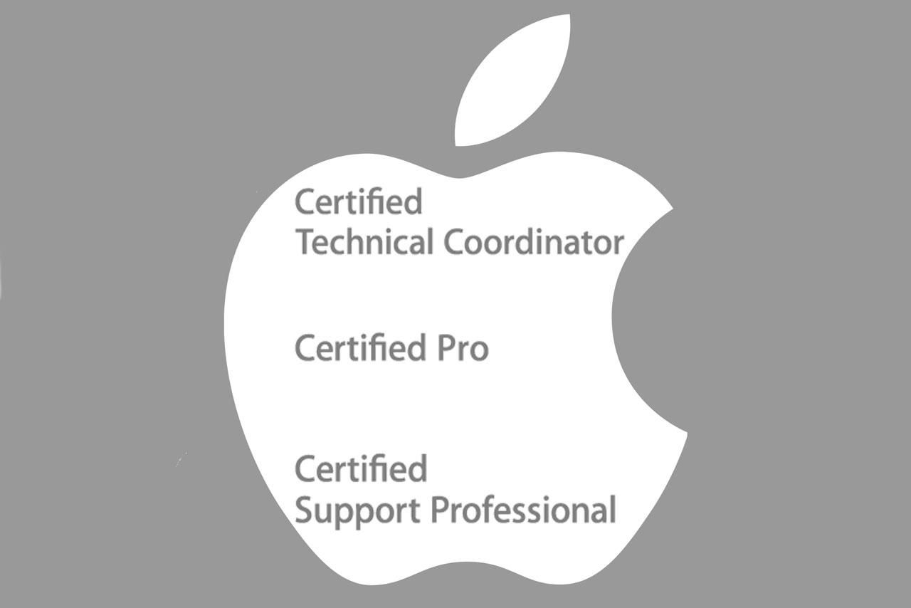 Apple certification the value of apple certification xflitez Gallery