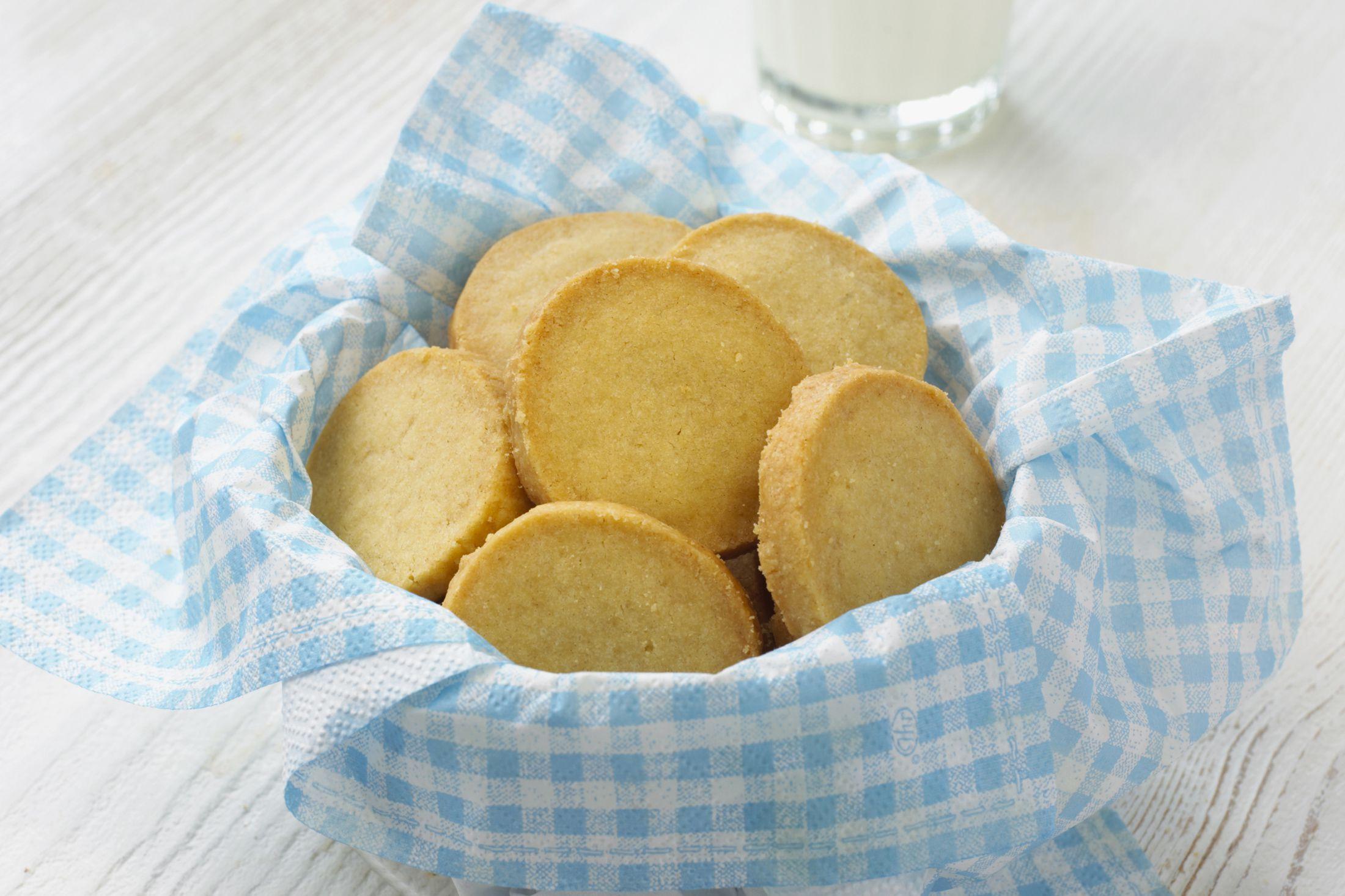 Печенье домашнее - 454 рецепта приготовления пошагово 21