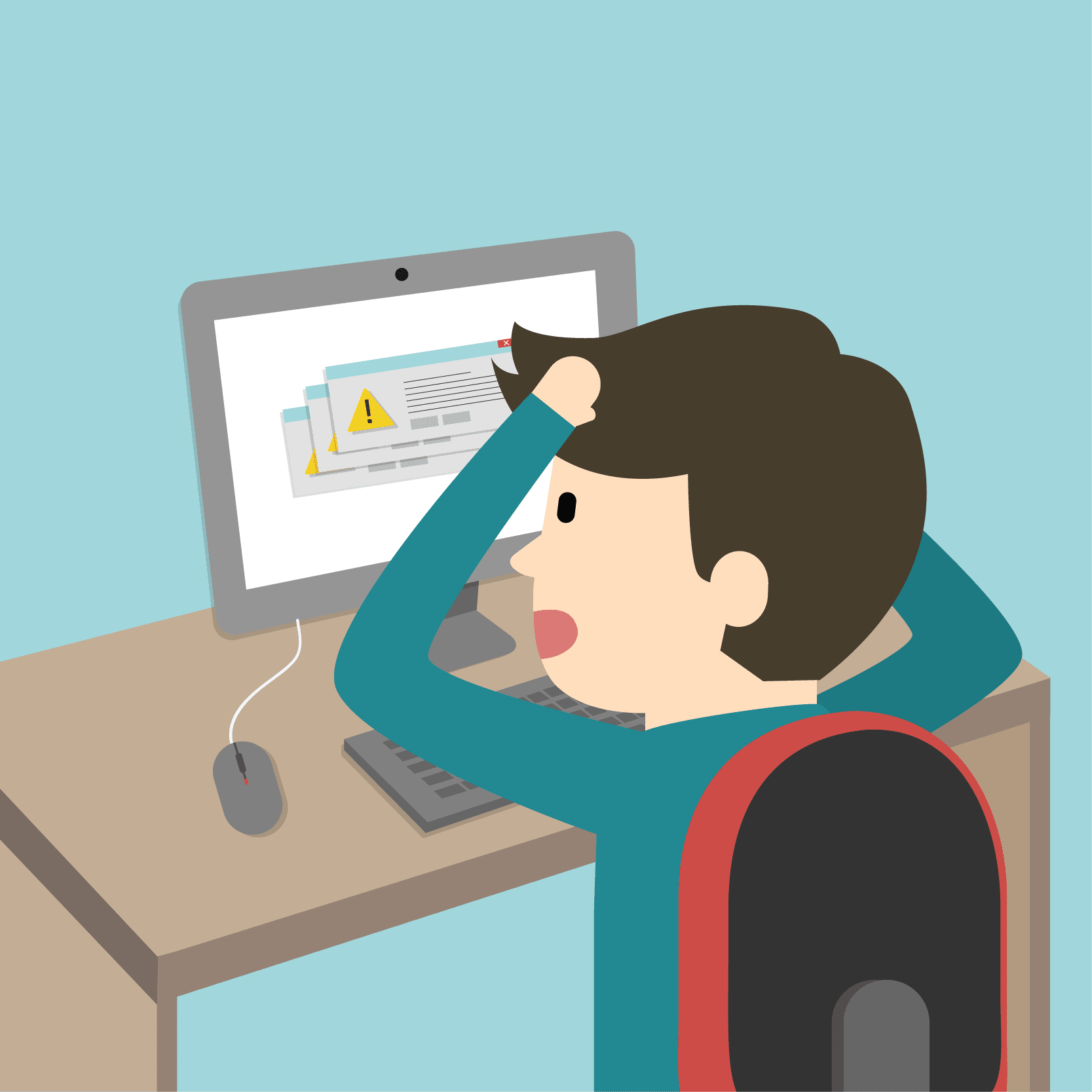 how to make cartoon pictures on the computer