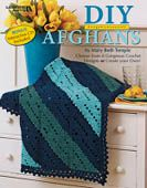 DIY Afghans Book by Mary Beth Temple, Published by Leisure Arts