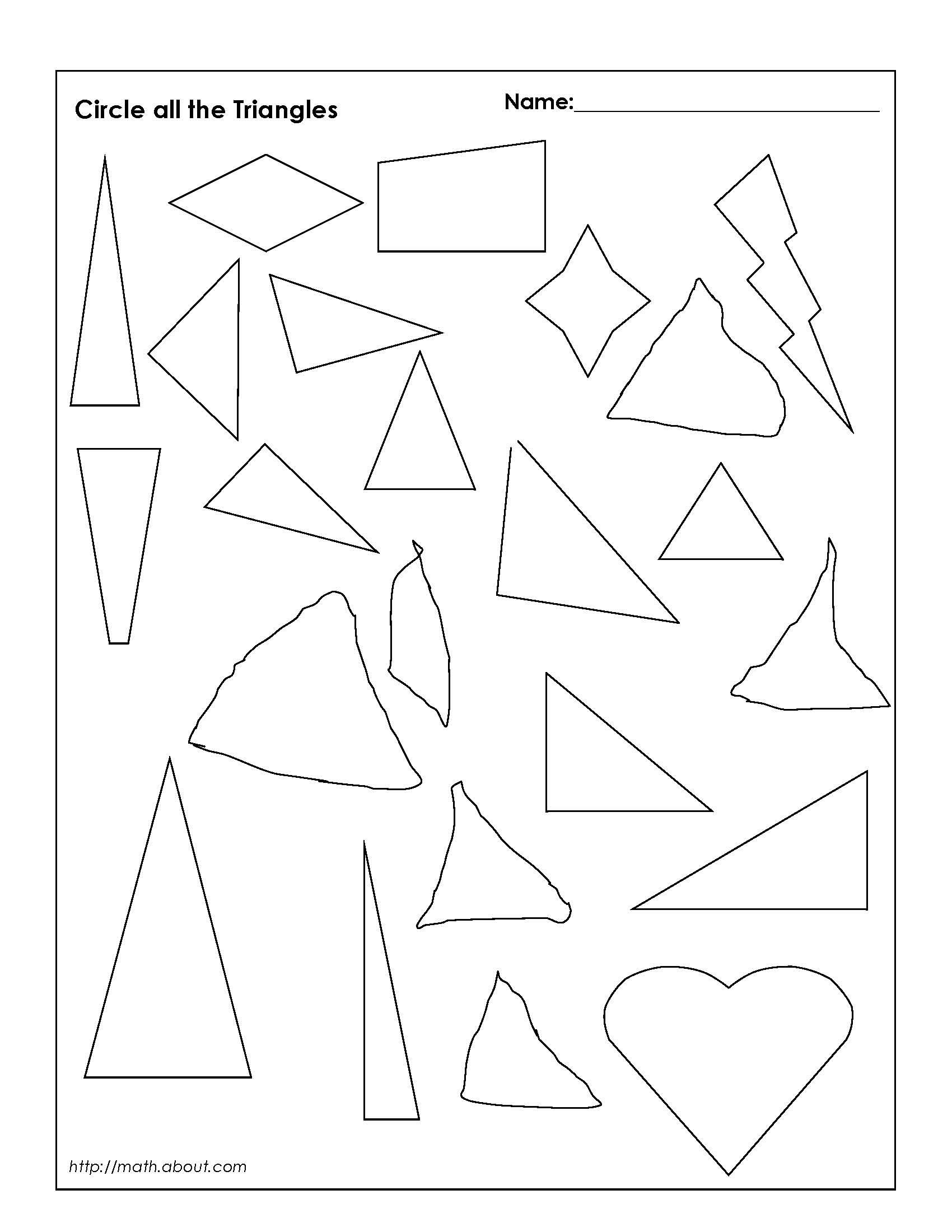 worksheet First Grade Geometry Worksheets 1st grade geometry worksheets for rounding numbers printable students in shapes7 56a602493df78cf7728ade98 2312322