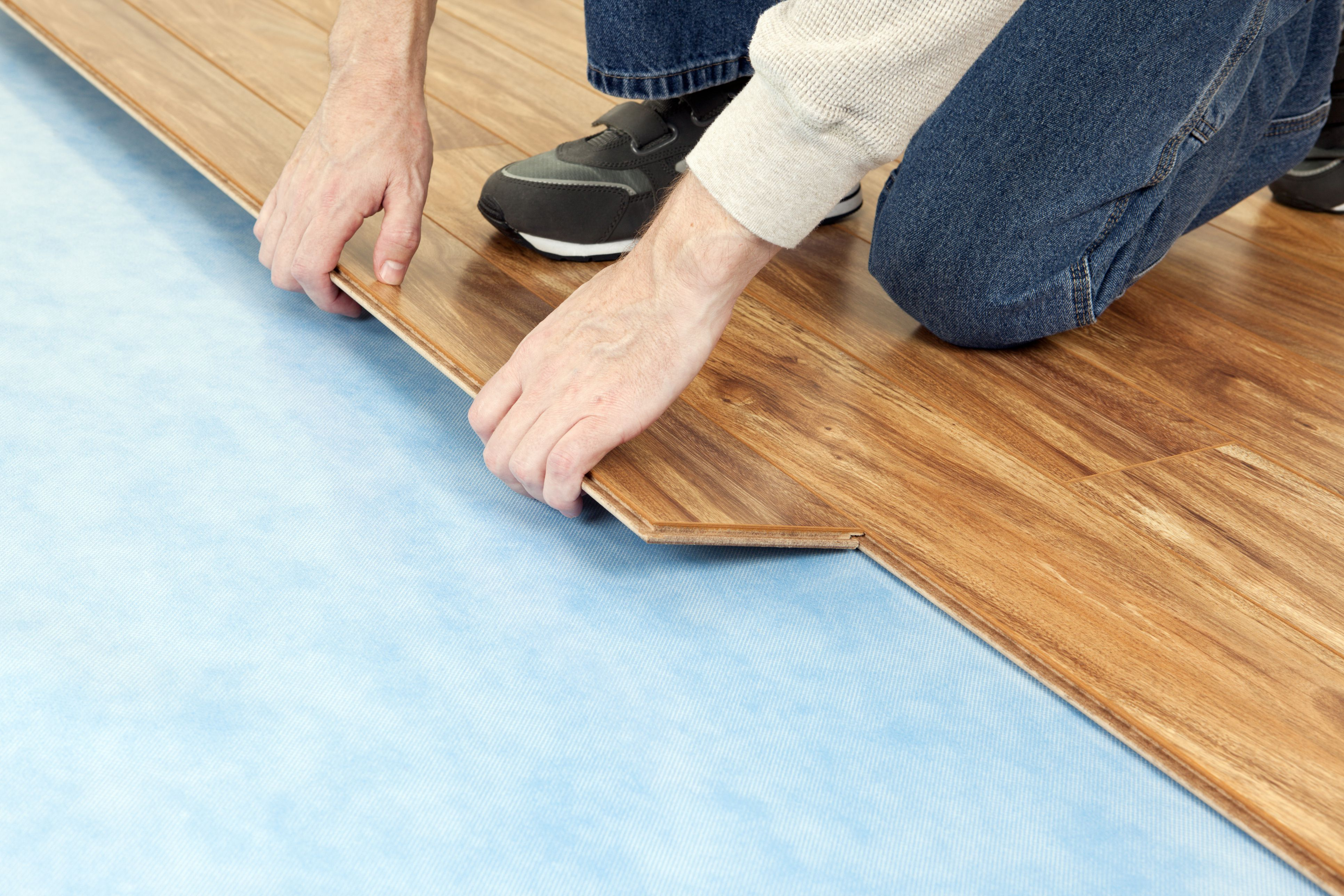 Flooring underlayment materials and applications for Best material for carpet
