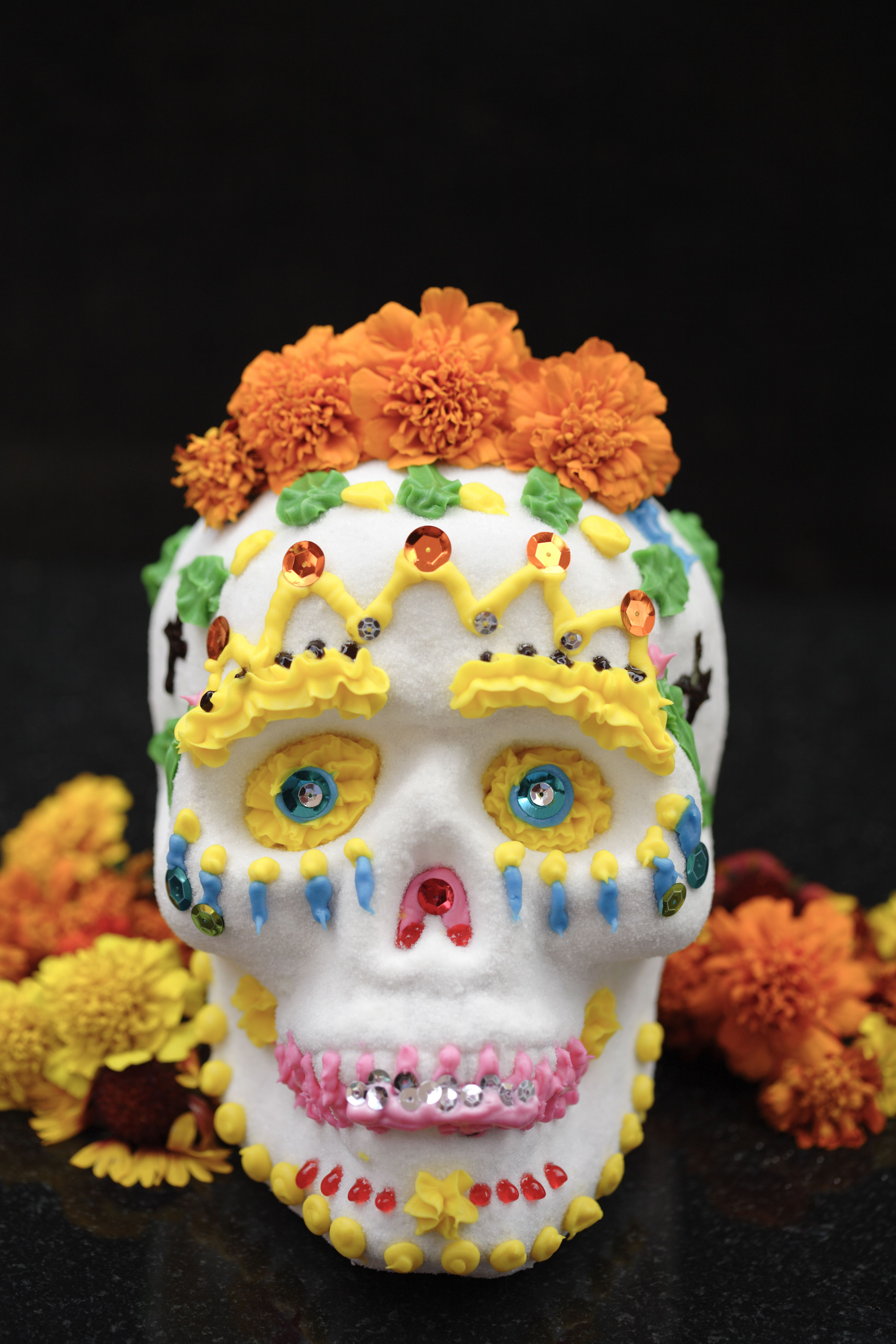 Royal Icing Icing To Decorate Your Sugar Skulls