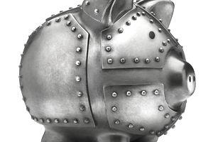 Piggy With Armor