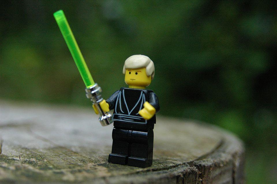 Star Wars Lego - Luke Skywalker