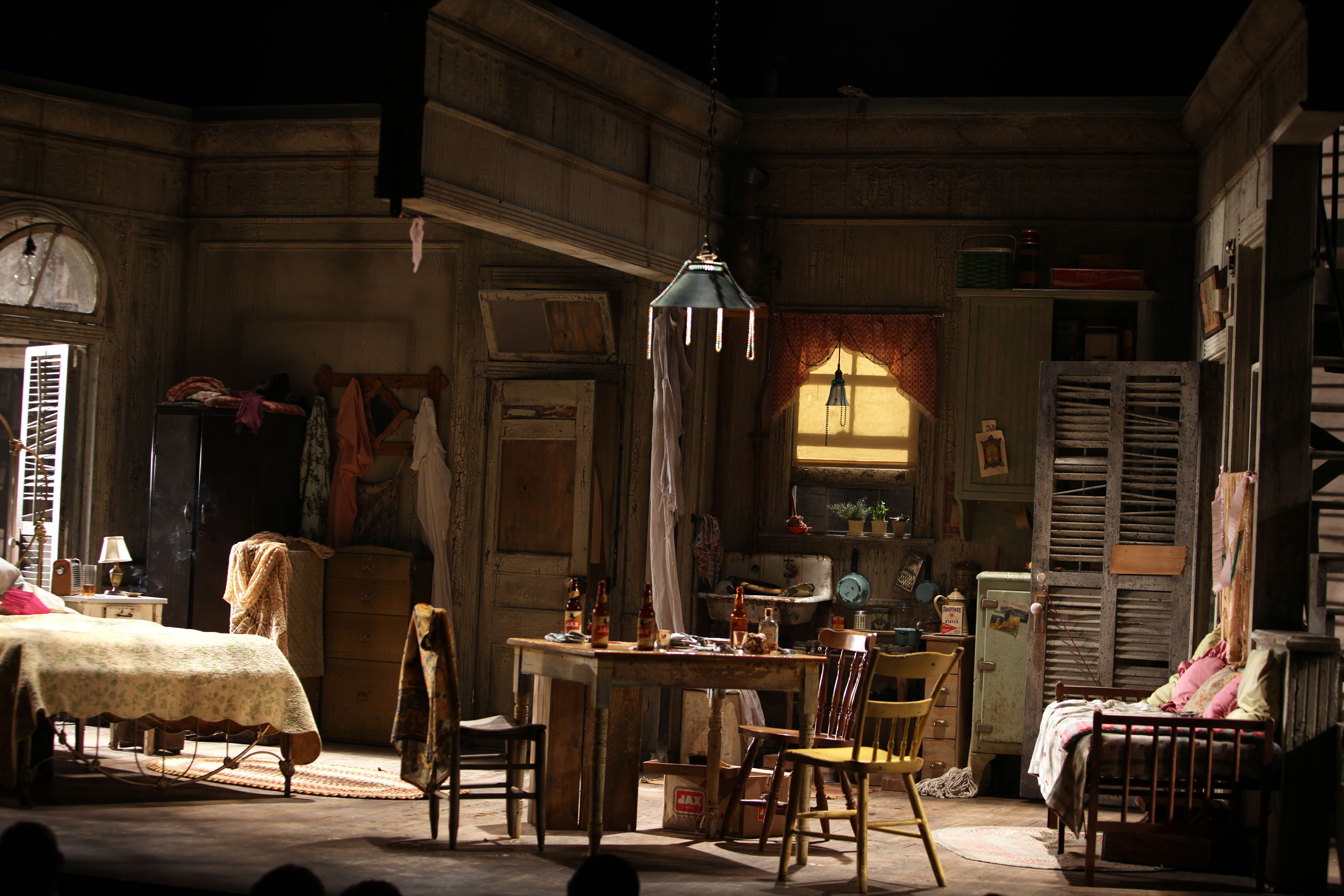 a brief review of the play a streetcar named desire Scottish ballet's version of a streetcar named desire does tennessee  now  back, at the close of a uk tour, for a criminally brief run at sadler's wells  in  other words, where the play sees blanche dubois – the fading belle.