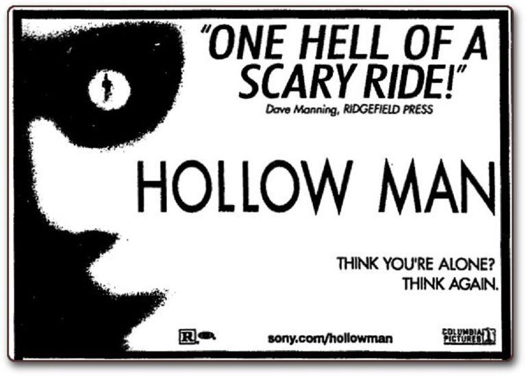 Hollow Man - David Manning