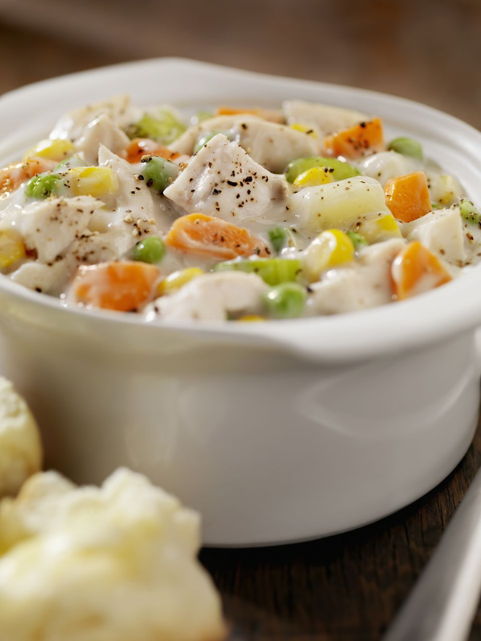 Low-fat cream of chicken soup