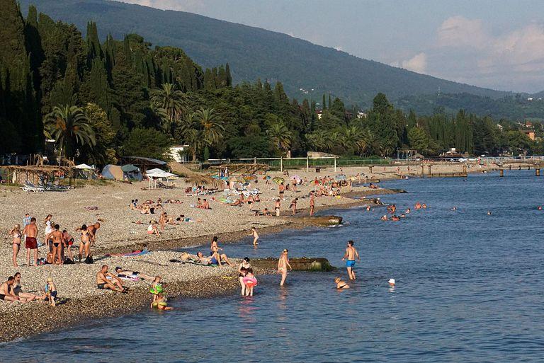 Modern day Abkhazia