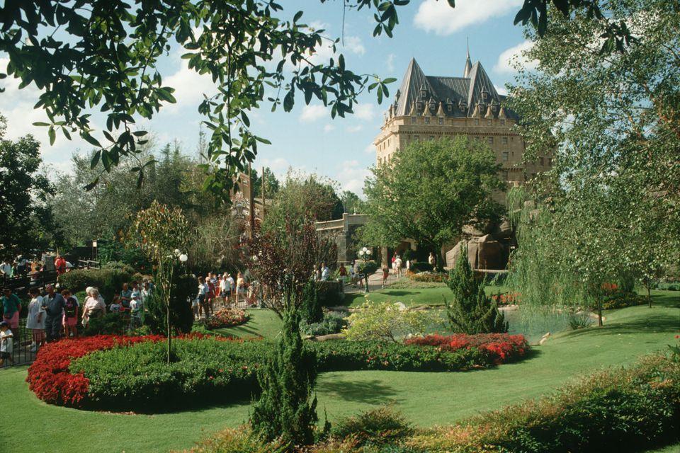 Canada Pavilion at Epcot