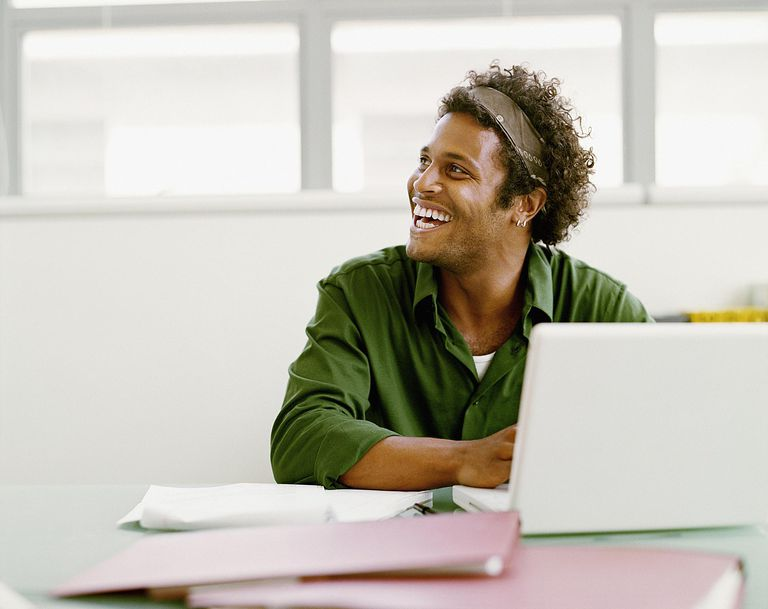 Laughing student - Sam Edwards - OJO Images - GettyImages-77930961